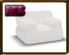 [0V1] White sofa 2