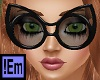 !Em Black Cat Sunglasses