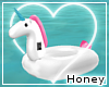 [H] Tease Unicorn Floaty