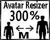 Avatar Scaler 300%
