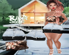 *Ami*Riverside Skirt Rl