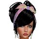 Black Rainbow Headband