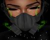 FG~ Toxic Mask Green