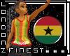 [LF] Ghana String Vest