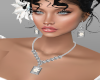 Pointsetia Jewerly Set