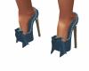 bluegrey heels