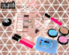 C| Makeup Clutter