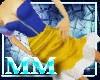 *mema* Snowy Dress