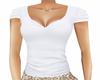 pop blusa branca