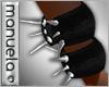 |M| 2x Spiky Bracelet R