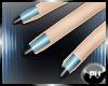 !PV! Lush BlackTip Blue