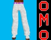 oMo Mav's Tuxedo Slacks