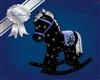 BattyBaby RockHorse Blue