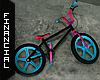 ϟ Black Barbie BMX