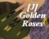 [J] Golden Roses