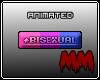 Bisexual VIP Sticker