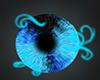 sky blue dark eye