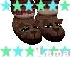 Dog slippers cute