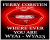 FERRY CORSTEN WHEREVER 2
