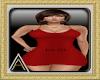 (AL)Jess Dress Red RL
