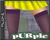*AK* Purple stockings