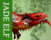 [JE] Huge Red Dragon
