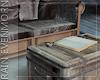 Worn Industrial Sofa set