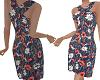 TF* X top Poppies Dress