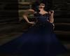 empress Gown Navy