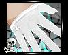 ☠Ice Nurse Gloves