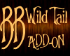 *BB* WILD TAIL - Amber