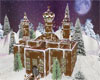 Gingerbread Castle 2015