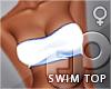 TP Swim Top - Blue