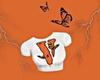 J.W, Vlone Butterfly