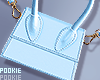 Summer Purse Blue