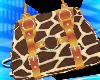 [sl]Giraffe Handbag Oran