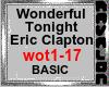 Trigger Song Wonderful Tonight - Eric Clapton
