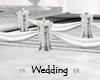 Wedding Wht Silver Walk