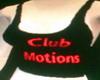 Club Motions T-shirt