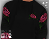 🖤 Rose Shirt | B