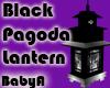 BA Black Rose Lantern