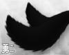 Y' 2 Black Fluffy Tails