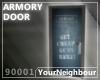 Armory Catalog Door