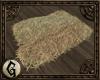 {G} Rural Hay Pile