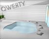 !Q! White Pool Room