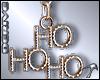 TIA-HoHoHo Earrings