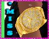 {M*}MH HoneyGold Watch L