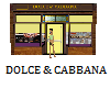 STORE FRONT DOLCE&CABBAN