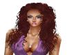 Hair Auburn Red Lizzy