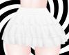 BB! Ruffle Skirt - Ghost